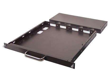 1u Sliding Rack Tray by 1u Rackmount 24 Quot Sliding Rack Shelf