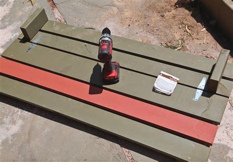 folding bench sandbox diy sandbox with lid benches stately kitsch