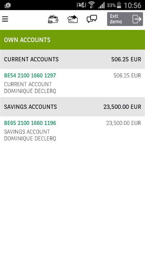 easy bank easy banking android apps on play