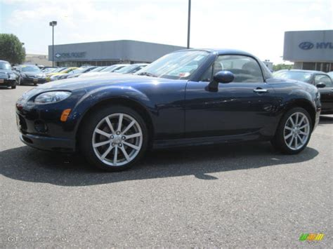 mazda roadster hardtop 2008 blue mica mazda mx 5 miata grand touring