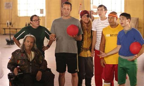 dodgeball  true underdog story review cast  crew  star rating