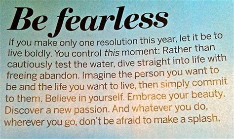 live fearless a call to power and purpose books be fearless new year resolution automotive digital