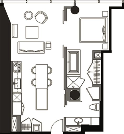 veer towers floor plans veer towers floor plan one bedroom v1b 8 veer towers las
