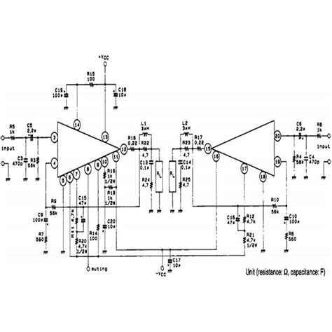 Power Lifier 500 Watt car power lifier circuit diagram wiring diagram