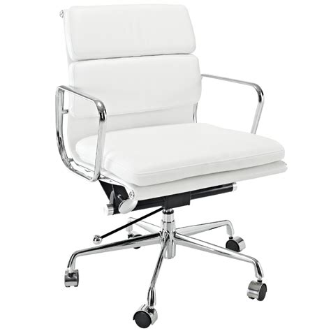 Small White Computer Chair Best Computer Chairs For Office White Desk Chair