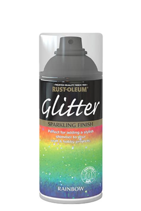spray paint rainbow glitter spray 150ml 187 rustoleum spray paint 187 www