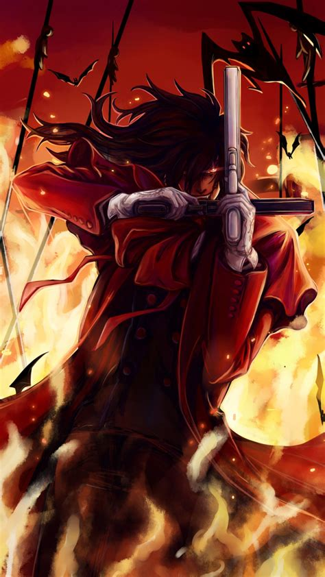 alucard wallpaper mobile alucard hd wallpapers