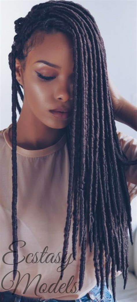 temporary dread urban hairstyle 6584 best images about locs on pinterest dreads