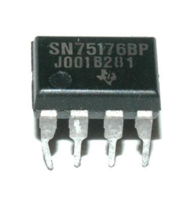 integrated circuit repair sn75176bp instruments integrated circuits ic precision zone