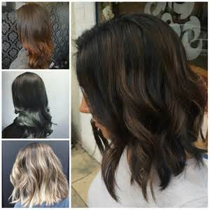 Best Colors For 2017 by Dark Ombre Hair Color Www Galleryhip Com The Hippest Pics
