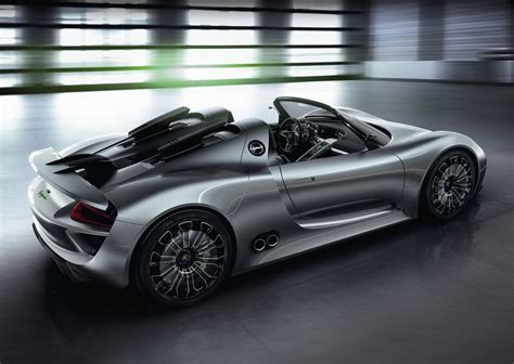 porsche car 918 2010 porsche 918 spyder concept review specs pictures