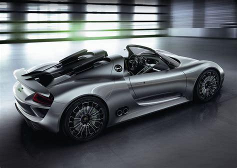 2010 Porsche 918 Spyder Concept Review Specs Pictures