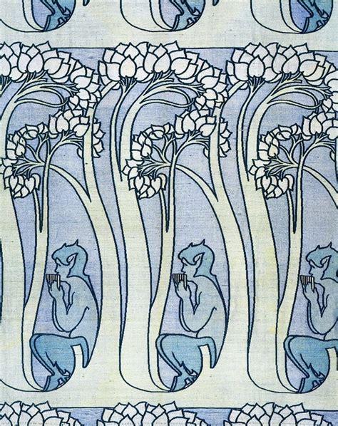 pattern is achieved when an artist 86 best art nouveau images on pinterest art nouveau