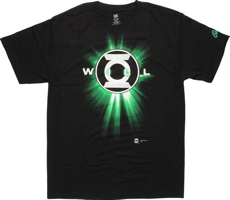Polo Shirt Greenlight Patch Poloshirt 226061712 Greenlight green lantern will t shirt