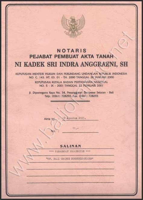 contoh cv notaris contoh 36