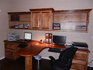 l shaped white stained wooden office table with brown home interior decosee com