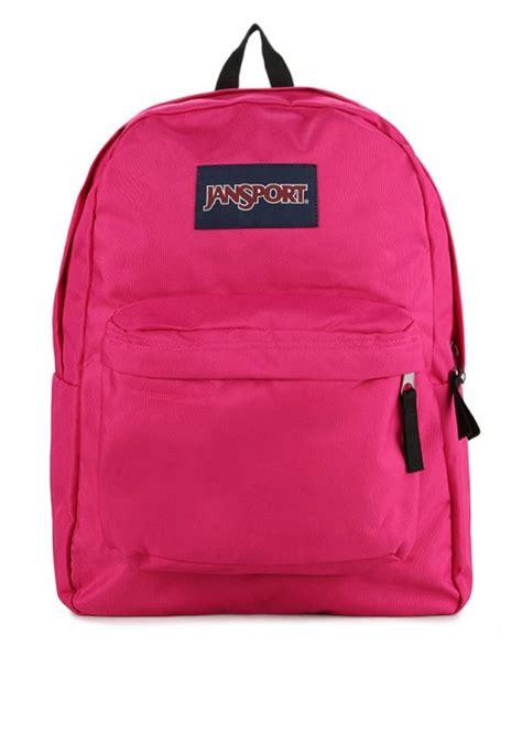Tas Sekolah Jansport Asli belanja 5 pilihan gaya backpack sekolah ala zalora