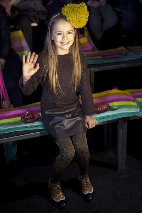 fotos de nias encueradas de 12 aos la top infantil kristina pimenova no desfila en la 080