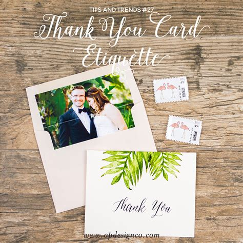 wedding etiquette gifts received before gift ftempo - Etiquette For Sending Thank You Notes Wedding Gifts