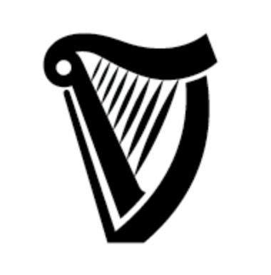 guinness harp tattoo ink pinterest harp tattoos and