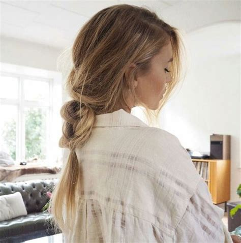 women with long blonde braids braids inspiration tumblr pinterest hairstyle messy simple