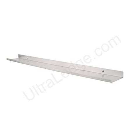 30 Stainless Steel Shelf by 30 Stainless Steel The Range Ultraledge Display