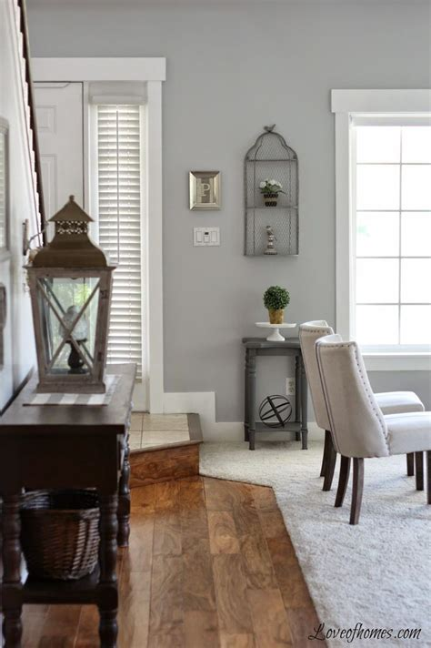 benjamin moore pelican grey home decorating inspiration