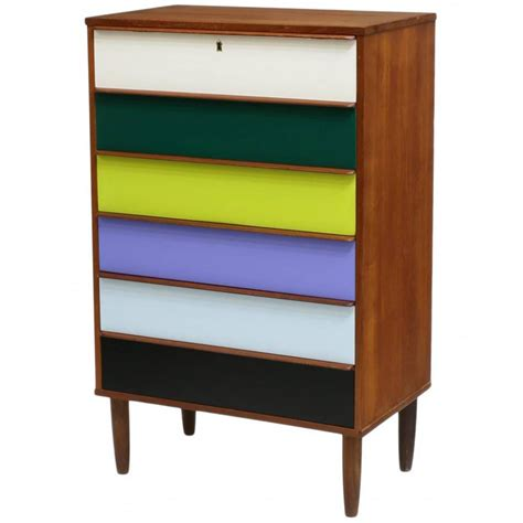 mid century drawers perth danish mid century modern chest of drawers at 1stdibs