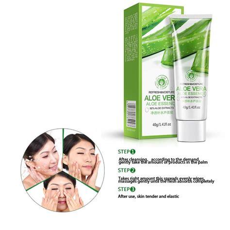 Nourish Acne Gel moisturizing aloe vera gel remove acne nourish