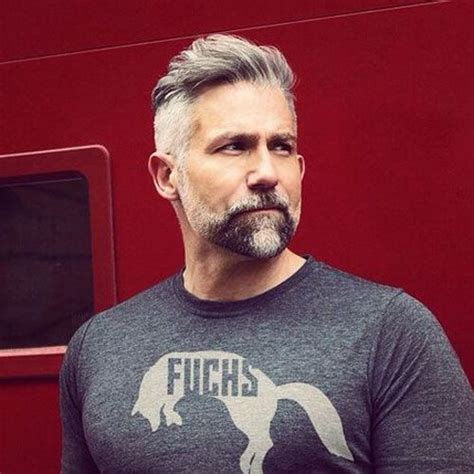 over 50 male gray hair 25 best ideas about older mens hairstyles on pinterest