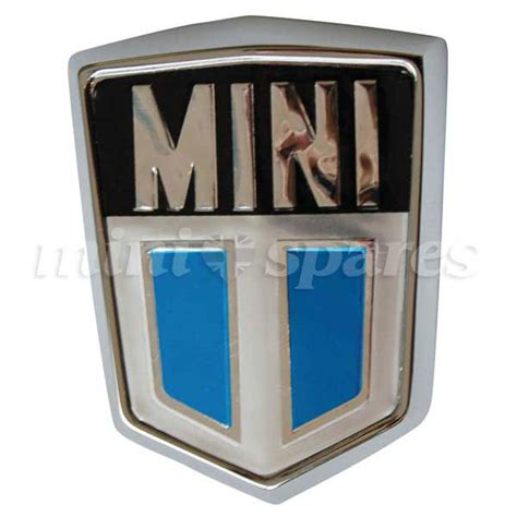 Tempelan Emblem Badge Mini czh1305 mini badge front mini