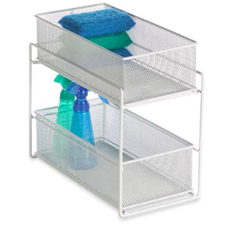 bathroom under sink organizer steps to organization college bound some space saving