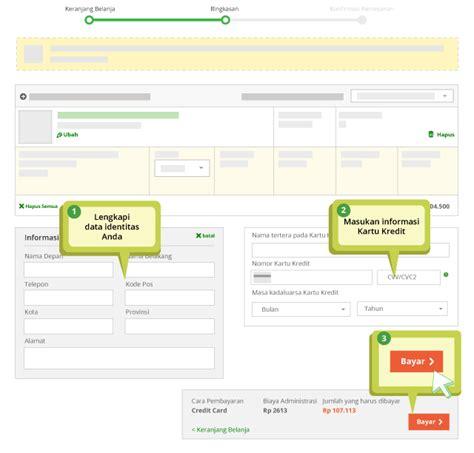 buat kartu kredit proses cepat 3 langkah mudah belanja di tokopedia tokopedia