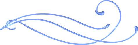 decorative line html decorative line png transparent blue pictures www