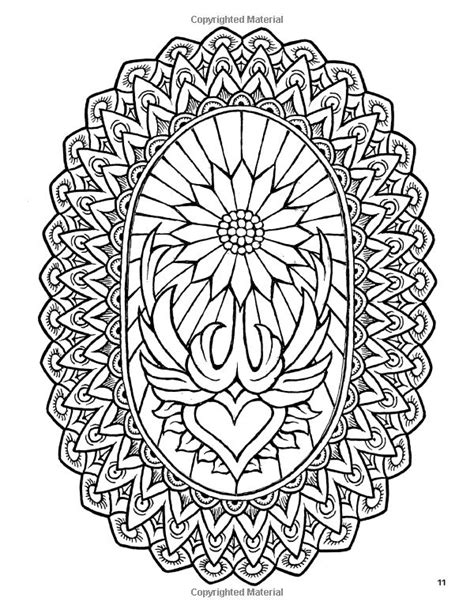 elaborate coloring pages for adults 72 best images about zendoodle on pinterest coloring