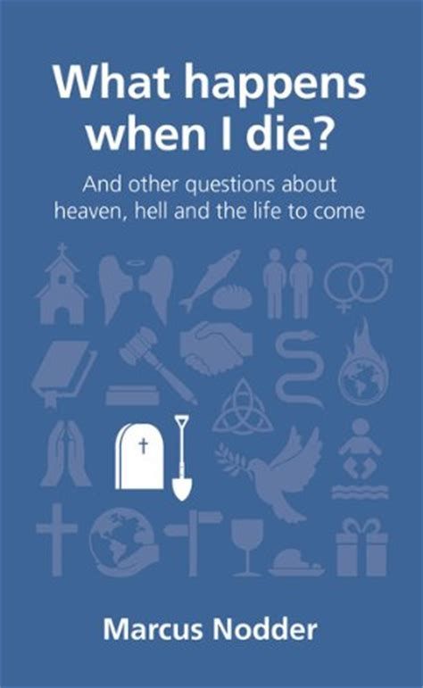 what happens when a dies what happens when i die christian book discounters