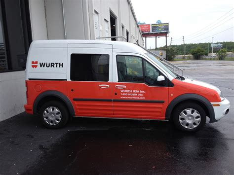 ford transits vehicle wraps car wrap advertising mobile billboards