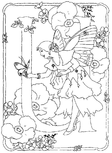 secret garden coloring book paper source free coloring pages of garden fairies