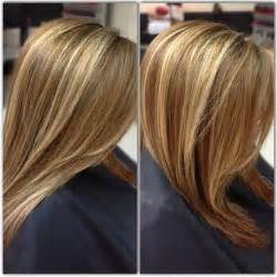 medium brown hair with platinum highlights medium honey brown base with beige blonde highlights done