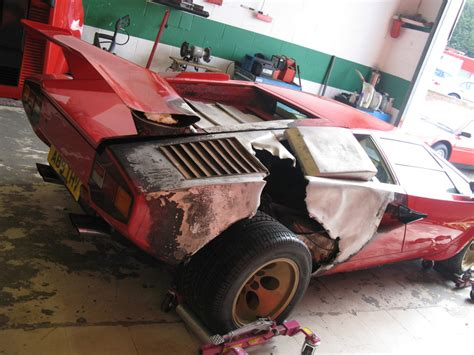 Lamborghini Project Car For Sale Motorsport Ltd Lamborghini Countach