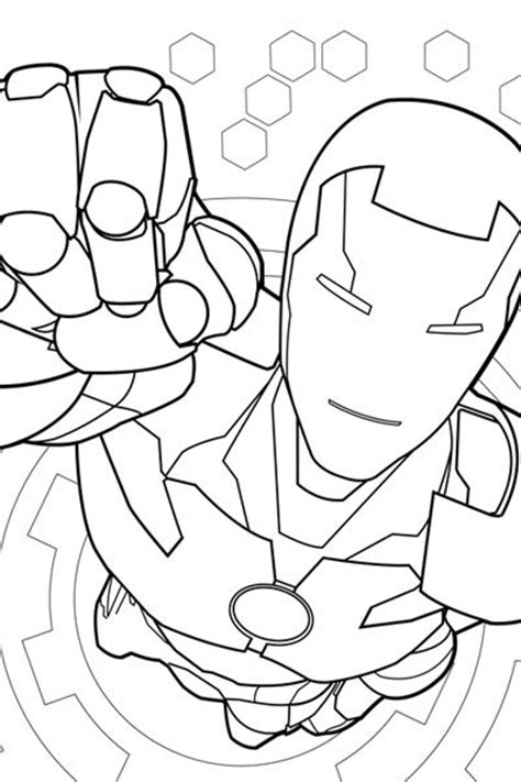 marvel adventures coloring pages iron man coloring page avengers activities marvel hq
