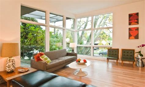 mid century window trim mid century modern windows mi casa pinterest