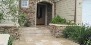 tile patio brown