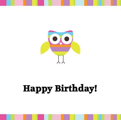 Happy Birthday Card Printable Template by Printable Happy Birthday Cards