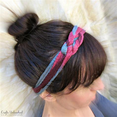 diy hairstyles with headband keep your hair tidy and stylish with 21 easy diy headbands