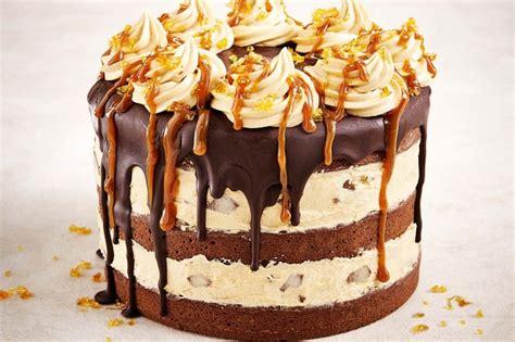 Terbaru Pasta Vanilla Golden Brown caramello cake recipe taste au