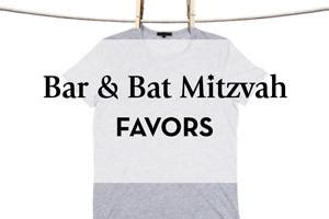 Bar Mitzvah Giveaway Ideas - bar bat mitzvah favors favors gifts judaica mitzvahmarket