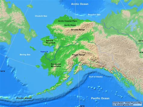 alaska mountain ranges map usa hawaii political map page 30 of 70 a learning family