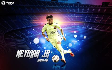 download wallpaper neymar barcelona wallpaper neymar jr barcelona by thiagojustino on deviantart