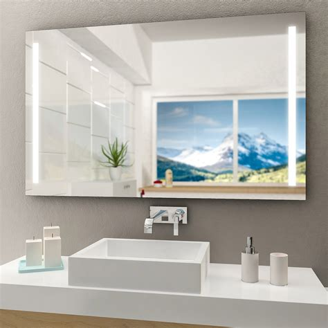 beleuchtete badezimmerspiegel bild badezimmerspiegel mit beleuchtung beleuchtete